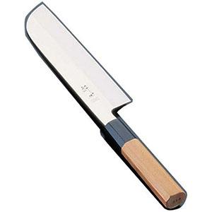 【ナイフシステム】酔心 イノックス本焼和庖丁 鎌型薄刃 21cm 45055 ASI5501