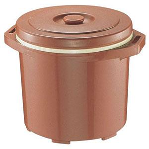 【台和】プラスチック保温食缶ごはん用 DF-R1(大) DHO01001