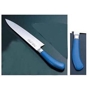 【遠藤商事】TKG PRO 抗菌カラー 牛刀 24cm ブルー ATK4316