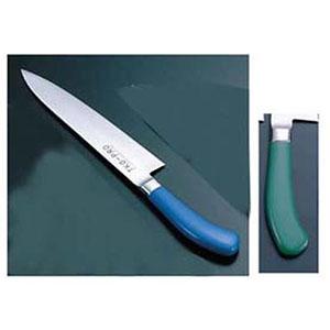 【遠藤商事】TKG PRO 抗菌カラー 牛刀 27cm グリーン ATK4323
