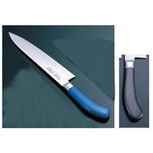 【遠藤商事】TKG PRO 抗菌カラー 牛刀 27cm ブラック ATK4324