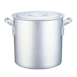 【遠藤商事】TKG アルミニウム 寸胴鍋(アルマイト加工)(目盛付) 39cm AZV6339
