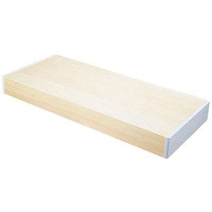 【遠藤商事】木曽桧まな板(合わせ板) 900×390×H60mm AMN12003