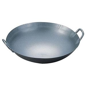 【チタニアファクトリー】チターナ 中華鍋(チタン製) 39cm ATY07039