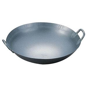 【チタニアファクトリー】チターナ 中華鍋(チタン製) 42cm ATY07042