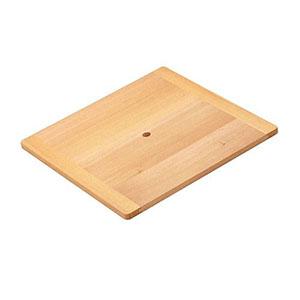 【遠藤商事】木製 角セイロ用 台す(サワラ材) 45cm用 WSI07045