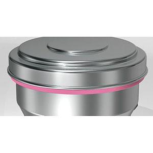 【オオイ金属】ステンレス マイルドボックスミニ SMB-MIN ピンク ABTI703