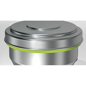 【オオイ金属】ステンレス マイルドボックスミニ SMB-MIN グリーン ABTI704