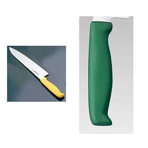 【藤次郎】エコクリーン トウジロウ カラー牛刀 30cmグリーン E-239G AEK5420