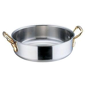 【遠藤商事】SAスーパーデンジ 外輪鍋(蓋無) 42cm AST95042