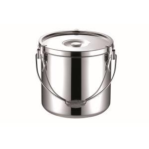 【本間製作所】KO19-0電磁調理器対応給食缶 24cm ASYD304