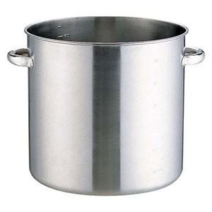 【本間製作所】KO 19-0電磁対応寸胴鍋(蓋無) 33cm AZV8003