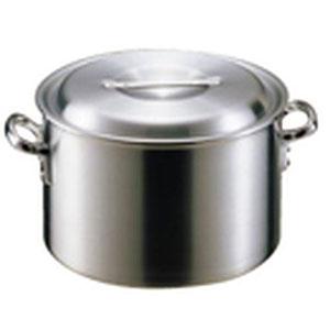 【アカオアルミ】アルミDON半寸胴鍋 39cm AHV13039
