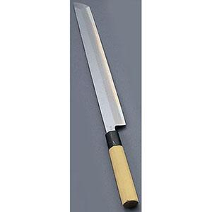 【實光】堺實光 匠練銀三 刺身 先丸(片刃) 30cm 10729 AZT3304