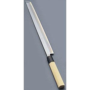 【實光】堺實光 匠練銀三 蛸引 先丸(片刃) 24cm 10717 AZT3602