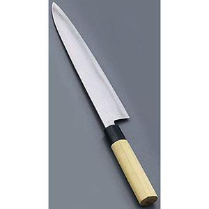 【實光】堺實光 匠練銀三 和牛刀(両刃) 21cm 37634 AZT4302