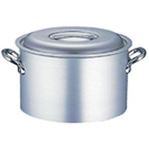 【北陸アルミニウム】アルミ マイスター半寸胴鍋 45cm AHV5745