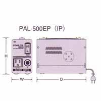 送料無料!!【スワロー電機 SWARROW】変圧器 PAL-500EP ダウントランス(220-230V→100V・定格容量510VA)【smtb-u】