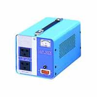 【スワロー電機】変圧器 AVR500E ダウントランス(170-260V→100V・定格容量500VA)