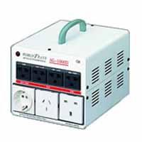 AC100・120・200・220・240V⇔昇降圧⇔100・120・200・220・240V (og0a047) スワロー電機 SU-1500 保証付 マルチトランス (容量1500W)