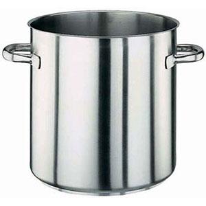 【パデルノ】パデルノ 18-10寸胴鍋(蓋無) 1001-24 AZV6924
