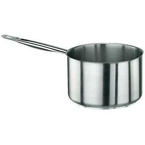 【パデルノ】パデルノ 18-10片手深型鍋(蓋無) 1006-32 AKT9932