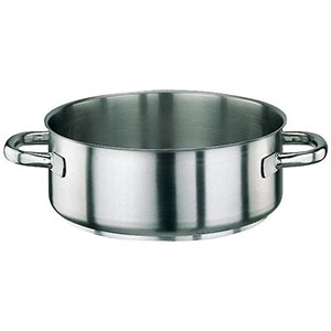 【パデルノ】パデルノ 18-10外輪鍋(蓋無) 1009-24 ASTF324
