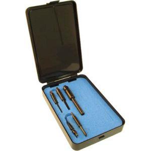 【トラスコ中山 TRUSCO】折れ込みタップ除去工具セット 5本組 三本爪 1S PTS-1500S 4500