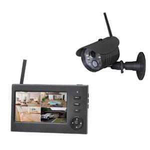 送料無料!!【マザーツール】防水型ワイヤレスカメラ+モニターセット MT-WCM200【smtb-u】