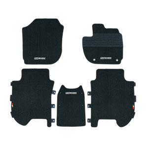 【無限(MUGEN)】08P15-XMK -K0S0-BK スポーツマット ブラック フィット DCT/CVT車