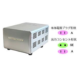 送料無料!!【カシムラ】海外国内用大型変圧器 220-240V/3000VA(W) WT-15EJ【smtb-u】