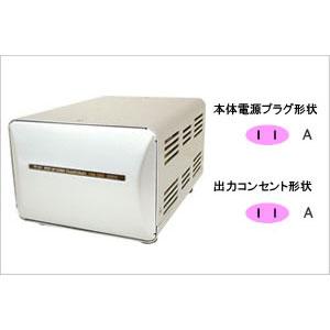 送料無料!!【カシムラ】海外国内用大型変圧器 110-130V/2000VA(W) WT-2UJ【smtb-u】
