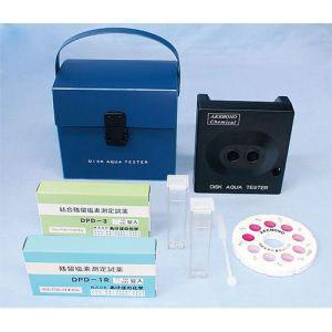 【あけぼの化学】残留塩素低濃度 デスクアクアテスター AC-CA型(DPD法) BZV2901