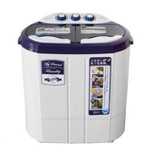 【シービージャパン CB】シービージャパン CB マイセカンドランドリー 2槽式小型洗濯機 TOM-05 ちょこっと洗濯