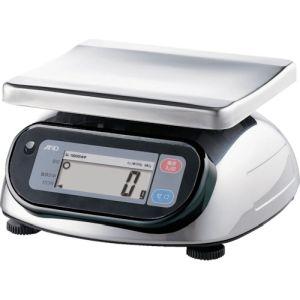 【エー・アンド・デイ A&D】防水・防塵デジタル秤 5kg SL-5000WP ひょう量 5,000g 最小表示 2g