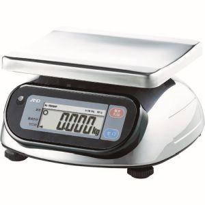 【エー・アンド・デイ A&D】防水・防塵デジタル秤 10kg SL-10KWP ひょう量 10kg 最小表示 5g
