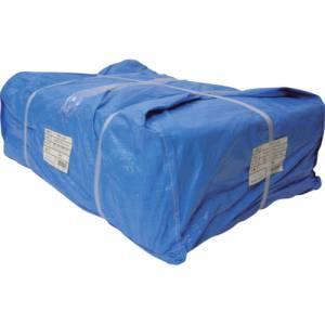 【ユタカメイク Yutaka】#3000ブルーシート大畳み 3.6m×3.6m 10枚入 PBZ-L09
