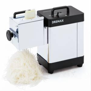 【ドリマックス】電動白髪ネギシュレッダー白雪姫 刃物ブロック2.5mm仕様 DX-88P