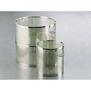 【三宝産業】UK18-8パンチング丸型スープ取りざる 36cm用 ASC43036
