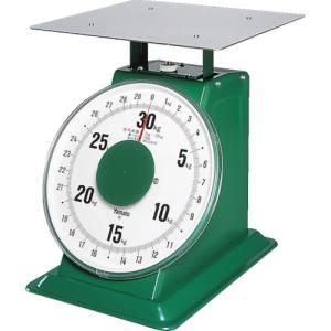 【大和製衡】ヤマト 上皿自動はかり「特大型」 平皿付 SD-30 30kg BHK6830
