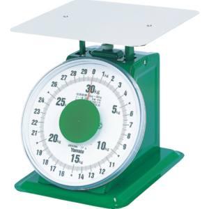 【大和製衡】ヤマト 上皿自動はかり「大型」 平皿付 SDX-30 30kg BHK6730
