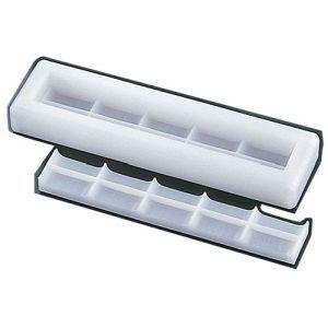【住ベテクノプラスチック】PEにぎり寿司押し型 中 20ヶ取 BSS14220