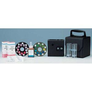 【東昭化学】DPD法残留塩素測定器 エンパテスターS (pH測定器付) BZV1101