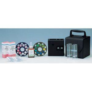 【東昭化学】DPD法残留塩素測定器エンパテスターSW (pH測定器付) BZV1301
