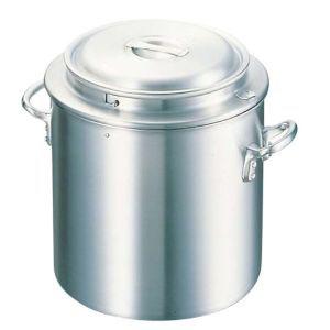 【中尾アルミ製作所】アルミ 湯煎鍋 33cm 27L
