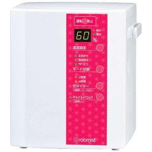 【三菱重工(MITSUBISHI)】スチームファン蒸発式加湿器 SHE35ND-R(レッド)