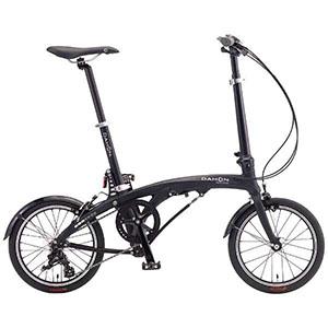 送料無料!!【ダホン DAHON】折りたたみ自転車 EEZZ D3 マットブラック JAA634 【メーカー直送 代引き不可】【smtb-u】