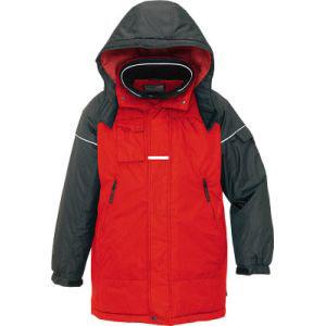 【アイトス AITOZ】防寒コート レッドL AZ-6060-009-L
