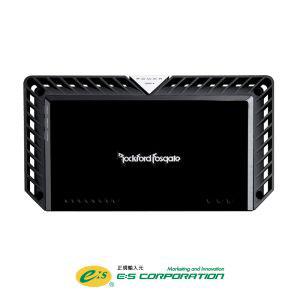 【Rockford Fosgate(ロックフォード)】4ch パワーアンプ T600-4