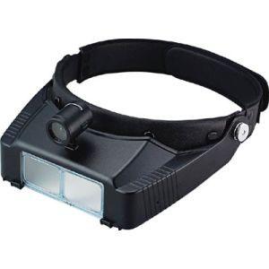 【池田レンズ工業 ILK】LEDライトヘッドルーペ BM120LABD